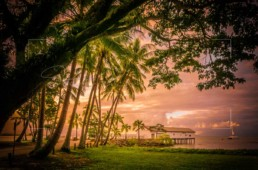 Pier, Port Douglas - Steve Rutherford Landscape Photography Images Art Gallery