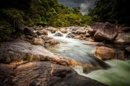 Mossman River, Daintree Rainforest - Steve Rutherford Landscape Photography Art Gallery
