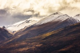 Up High, Cardona Range - Steve Rutherford Landscape Photography Art Gallery