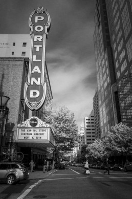 Hollywood Theatre, Portland, Oregon - Steve Rutherford Landscape Photography Gallery
