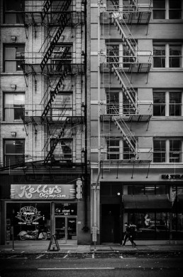 Quick Exit, Portland, Oregon- Steve Rutherford Landscape Photography Gallery