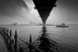 Under the Bridge, Sydney, Australia - Steve Rutherford Landscape Photography Gallery