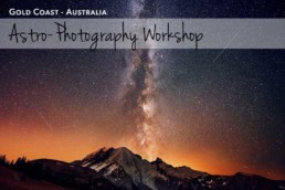 Gold Coast Astro Photography Workshop - Steve Rutherford