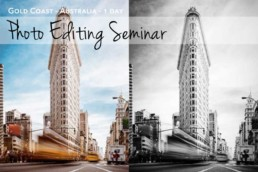 Photo Editing Seminar- Steve Rutherford Landscape Photography Art Gallery