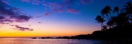 Glow, Sunset Beach, Oahu - Steve Rutherford Landscape Photography Art Gallery