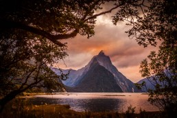 Impression, Milford Sound - Steve Rutherford Landscape Photography Art Gallery.