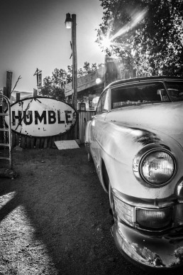 Humble, Peach Springs, Arizona - Steve Rutherford Landscape Photography Art Gallery