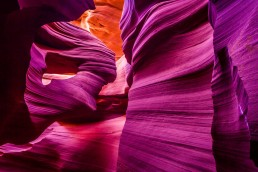 Crimson Canyon, Page, Arizona - Steve Rutherford Landscape Photography Art Gallery