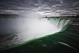 Divide, Niagara Falls, New York - Steve Rutherford Landscape Photography Gallery