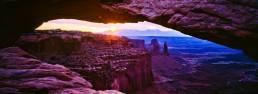 Awakening, Canyonlands, Utah - Steve Rutherford Landscape Photography Art Gallery