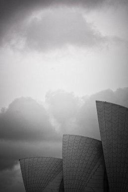 Shapes, Sydney Opera House, Australia - Steve Rutherford Landscape Photography Gallery