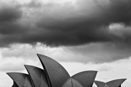 Jaws, Sydney Opera House - Steve Rutherford Landscape Photography Art Gallery