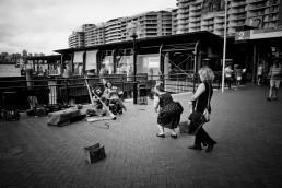 Keepsake, Circular Quay, Australia - Steve Rutherford Landscape Photography Art Gallery