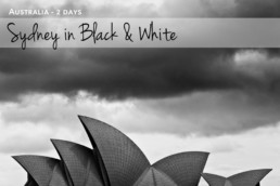 Sydney Black and White Photography Workshop - Steve Rutherford Landscape Photography